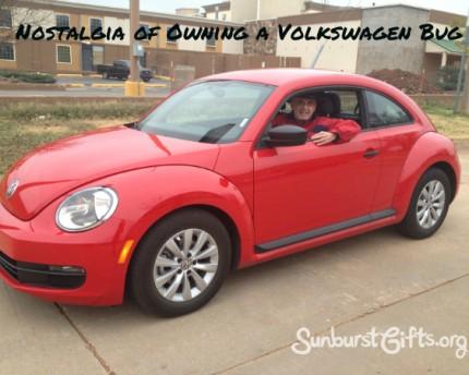 Volkswagen Bug rental car gift