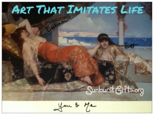 Art That Imitates Life Gifts