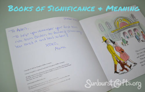Personalized Books of Significance and Meaning Gift