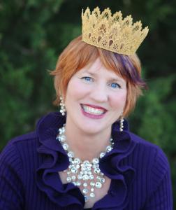 Queen Darlene (Darlene Drew) co-founder of Sunburst Gifts