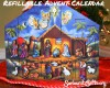 Refillable Advent Calendar Gift