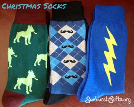 Christmas Socks Gift Idea
