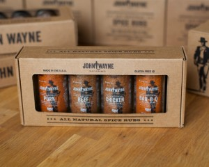 John Wayne Spice Rub Gift Set
