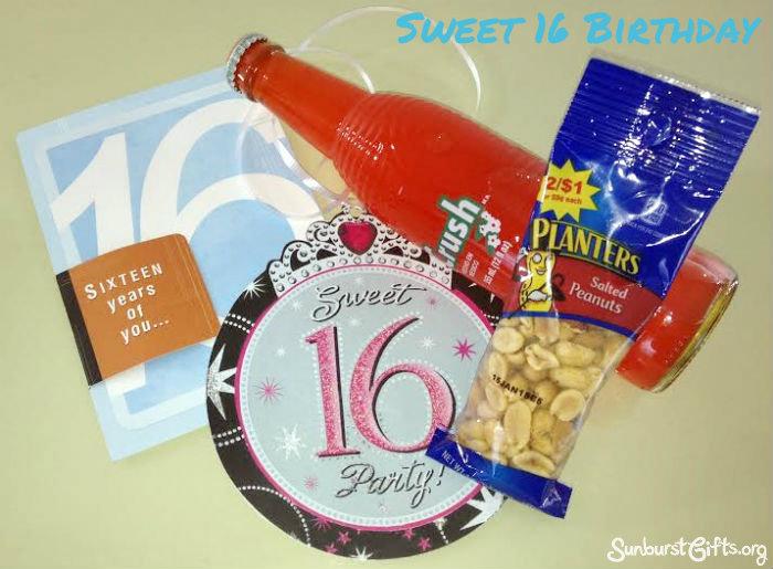 Sweet 16 Thoughtful Gift Idea