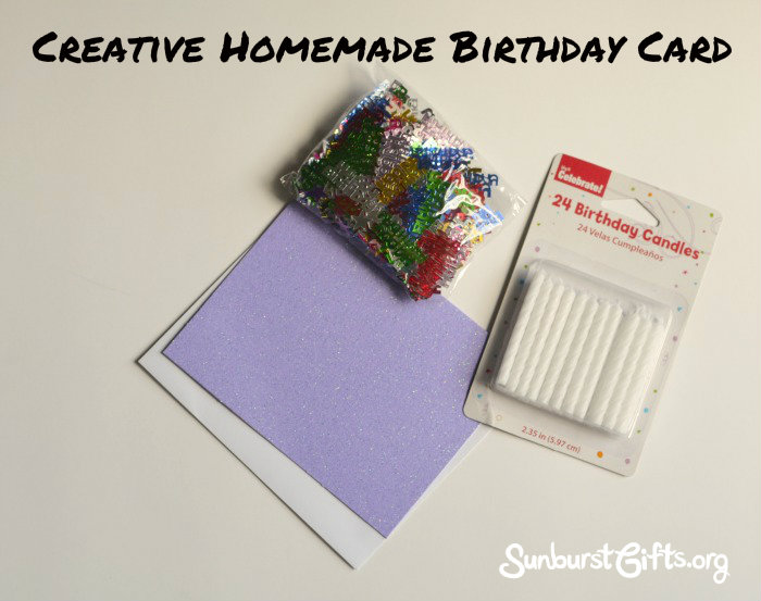 Creative Inexpensive Homemade Birthday Cards Thoughtful Gifts – Creative Ideas for Homemade Birthday Cards