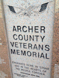 road-trip-archer-county-veterans-memorial-thoughtful-gift-idea