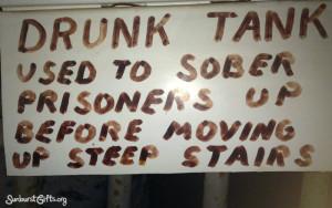 road-trip-jail-museum-drunk-tank-thoughtful-gift-idea