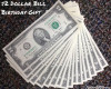 $2-Dollar-Bill-birthday-thoughtful-gift-idea