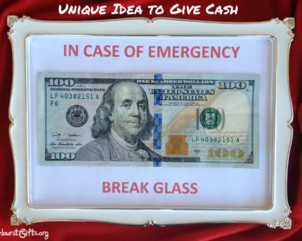 in-case-of-emergency-break-glass-money-thoughtful-gift-idea