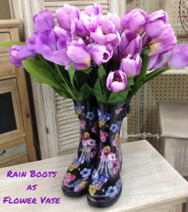 rain-boots-as-flower-vase-birthday-thoughtful-gift-idea