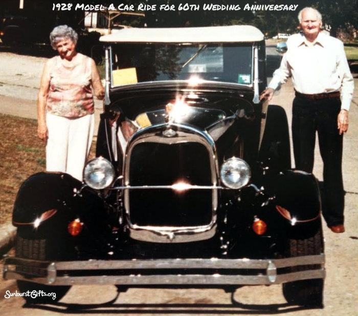 1928 Ford Model A Car Ride