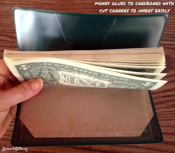 Unique Checkbook Money Gift Graduation Thoughtful