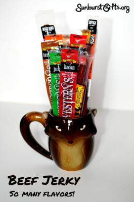 Beef Jerky Gift Baskets Amp Samplers Gift For Him