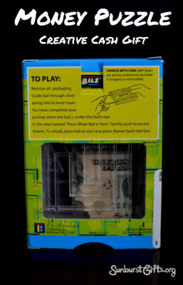 money-puzzle-fun-creative-cash-gift