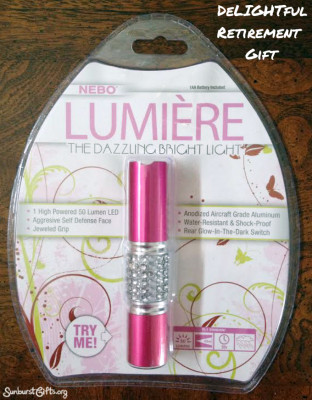retirement-rhinestone-flashlight-thoughtful-gift-idea