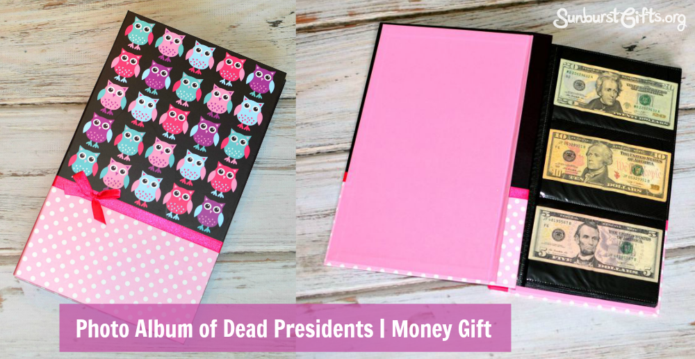 Photo Album Of Dead Presidents Thoughtful Gifts
