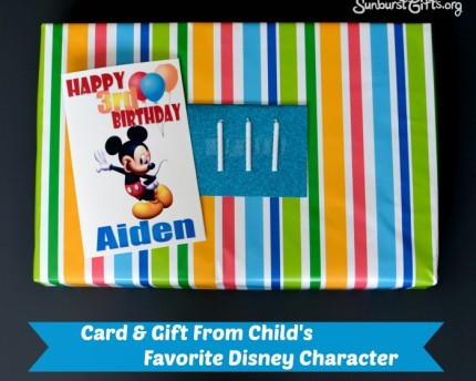 card-gift-child-favorite-disney-character-mickey