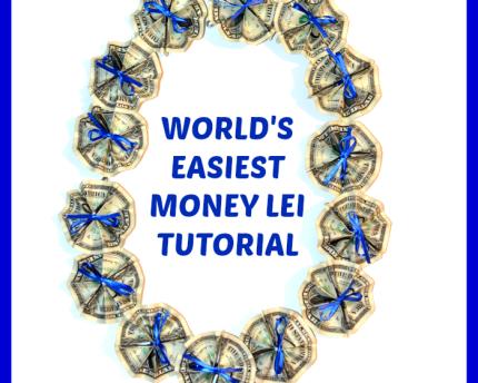 easiest-money-lei-tutorial-gift
