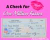 check-one-million-kisses-romantic-gift