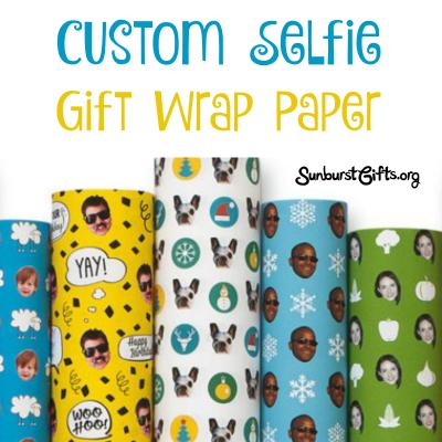 custom-selfie-gift-wrap-paper