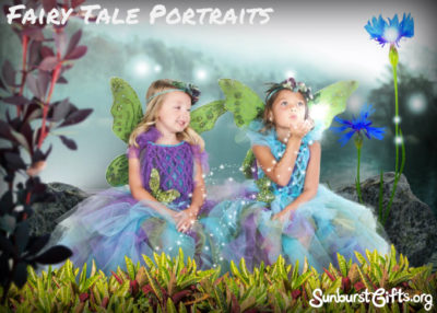 Glamour-shot-fairy-tale-portraits-thoughtful-gift-idea