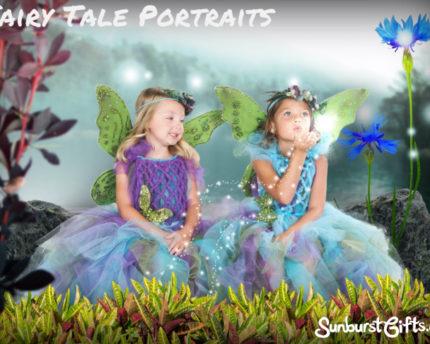 Glamour-shot-fairy-tale-portraits-thoughtful-gift-idea