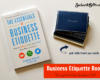 business-etiquette-book-graduation-gift