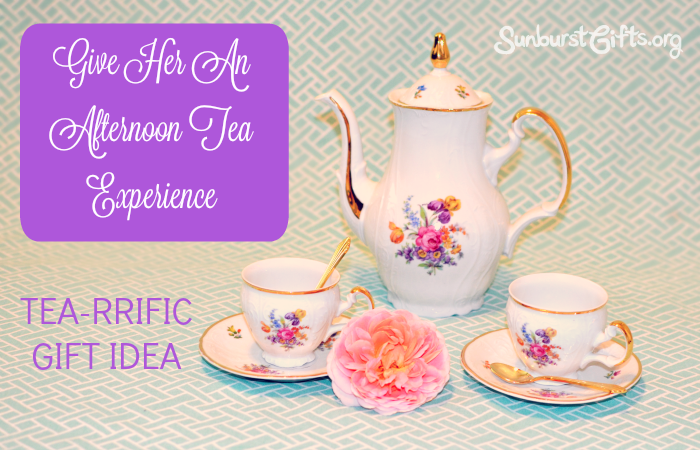 Mom Afternoon Tea Experience Gift