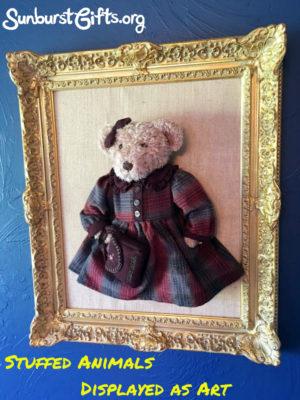 teddy-bear-framed-thoughtful-gift-idea