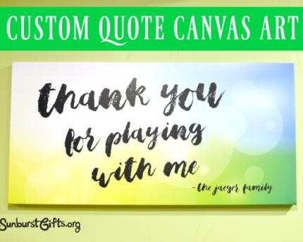 custom-quote-canvas-art-gift