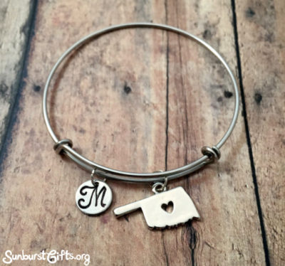oklahoma-heart-friendship-bracelet-thoughtful-gift-idea