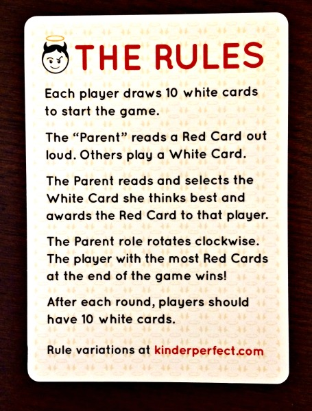 kinderperfect-card-game-rules