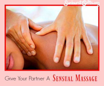 How to give the best sensual massage