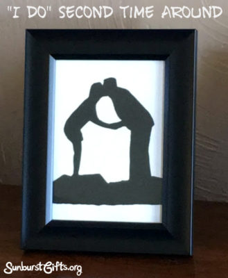 wedding-photo-silhouette-thoughtful-gift-idea