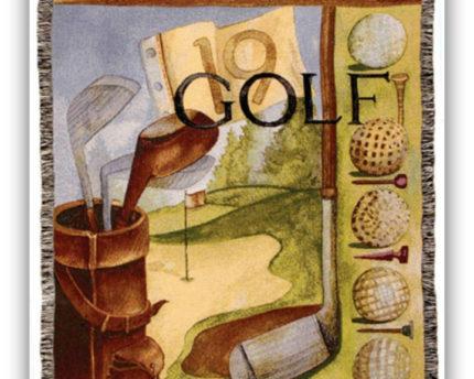 golf-throw-blanket-thoughtful-gift-idea