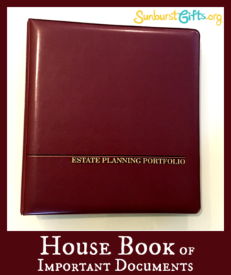 house-book-important-documents-binder