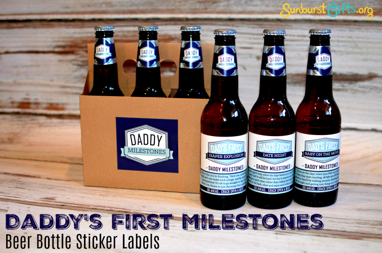 daddys-first-milestones-beer-bottle-labels
