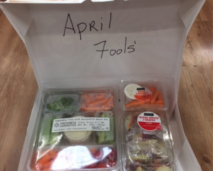 april-fools-donut-box-veggie surprise-thoughtful-gift-idea
