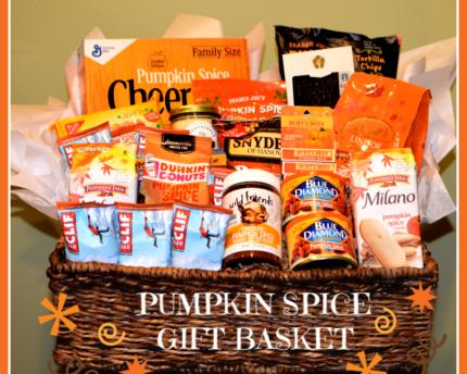 pumpkin-spice-gift-basket